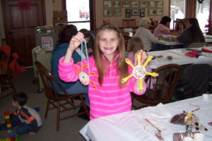 Ornament Decorating Party! @ Ellington Farman Library