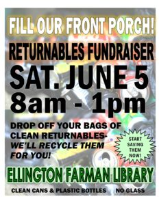 Returnables Fundraiser